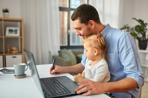 How to create a productive work environment at home