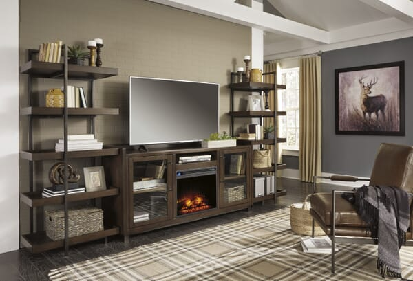 How to find the right size TV stand