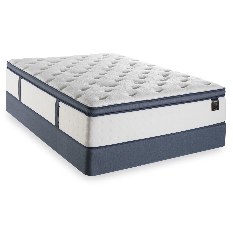 Elite Pillow-Top II Queen Mattress | Mattresses | WG&R ...