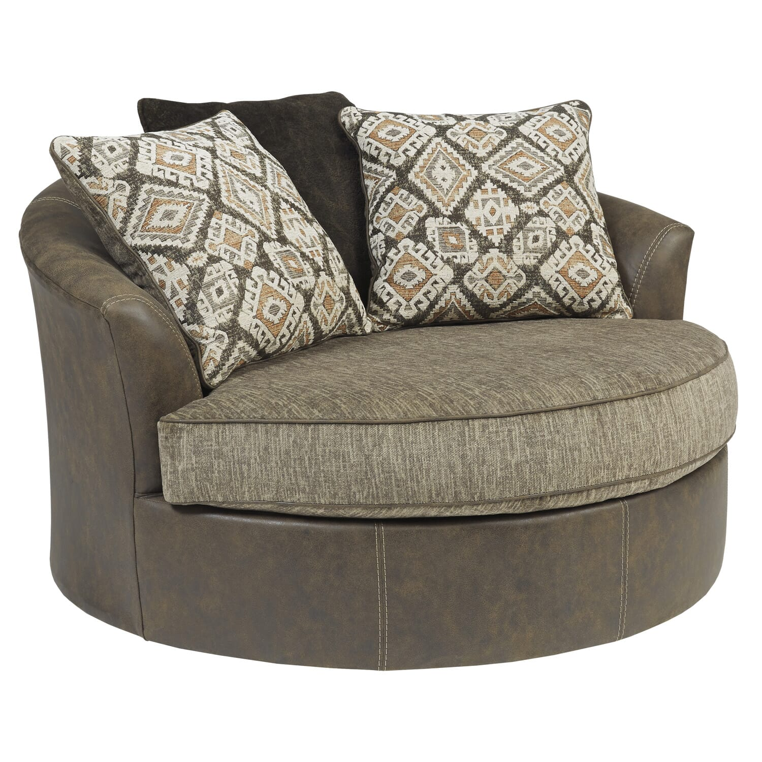 Levin Swivel Accent Chair Chairs Wg R Furniture