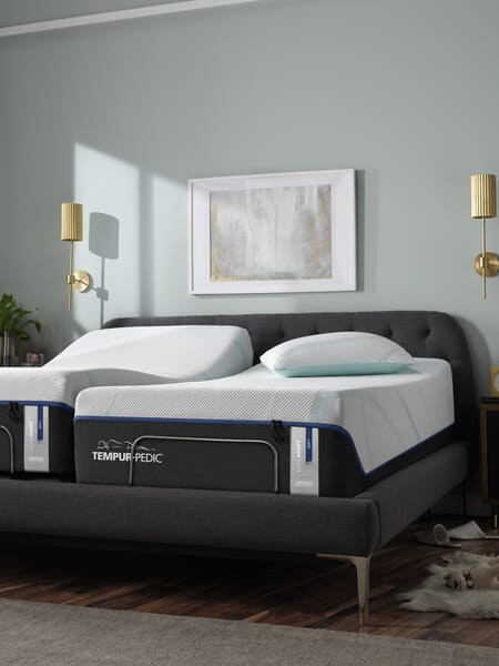 What is a split king bed